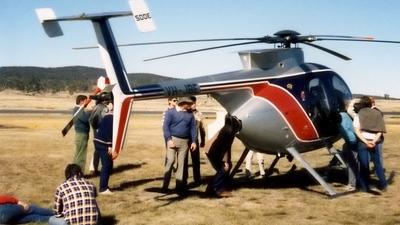 VH-JBE - McDonnell Douglas MD-500E - Private