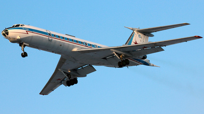 10 - Tupolev Tu-134A - Russia - Air Force