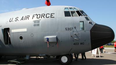 98-5307 - Lockheed Martin WC-130J Hercules - United States - US Air Force (USAF)