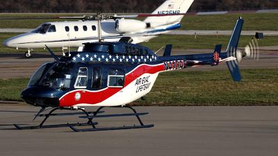 A picture of N418AE - Bell 206L4 LongRanger IV - [52405] - © steve