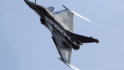 113 - Dassault Rafale C - France - Air Force