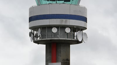YBCS - Airport - Control Tower