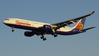 C-FBUS - Airbus A330-321 - Skyservice Airlines