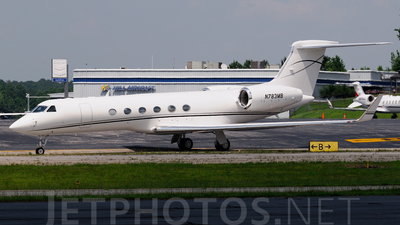 N783MB - Gulfstream G-V - Private