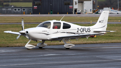 2-OFUS - Cirrus SR22-GTS - Private