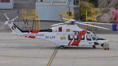 A picture of ECLFP - AgustaWestland AW139 - Babcock MCS Espana - © Manuel Marin