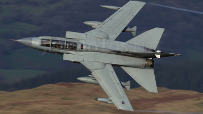 ZA598 - Panavia Tornado GR.4 - United Kingdom - Royal Air Force (RAF)