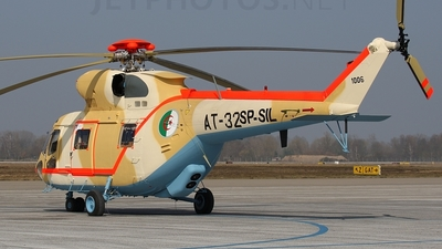 AT-32 - PZL-Swidnik W3A Sokol - Algeria - Air Force