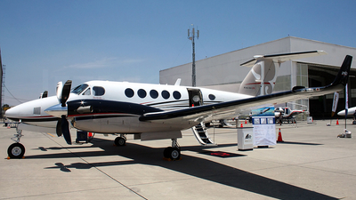 N119KA - Beechcraft B200GT King Air 250 - Hawker Beechcraft