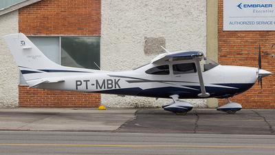 A picture of PTMBK - Cessna T182T Turbo Skylane - [T18209052] - © Lucas Gabardo