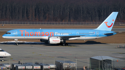 G-BYAL - Boeing 757-204 - Thomson Airways
