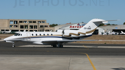 CS-DGO - Cessna 750 Citation X - TinAirlines