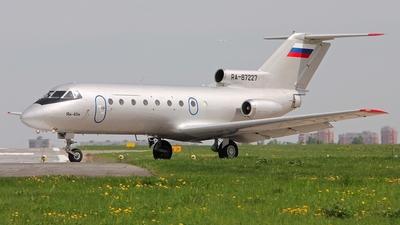 RA-87227 - Yakovlev Yak-40K - Gazpromavia