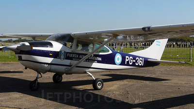 PG-361 - Cessna 182K Skylane - Argentina - Air Force