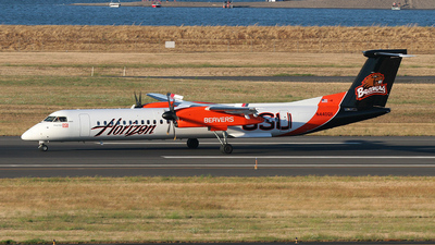 N440QX - Bombardier Dash 8-Q402 - Horizon Air
