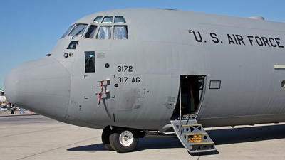 08-3172 - Lockheed Martin C-130J-30 Hercules - United States - US Air Force (USAF)