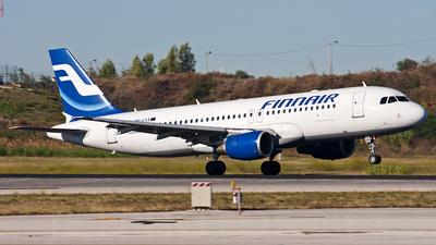OH-LXA - Airbus A320-214 - Finnair