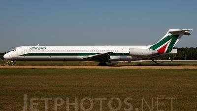 I-DATC - McDonnell Douglas MD-82 - Alitalia