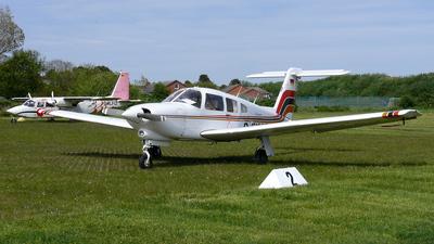 D-EKAT - Piper PA-28RT-201T Turbo Arrow IV - Private