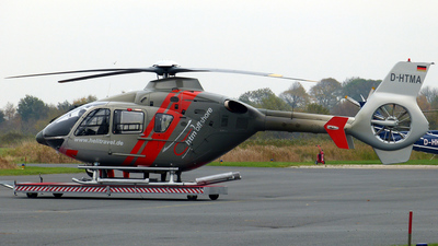 A picture of DHTMA - Airbus Helicopters H135 - HTM Helicopter Travel Munich - © Karsten Bley