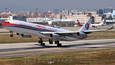 B-2383 - Airbus A340-313X - China Eastern Airlines