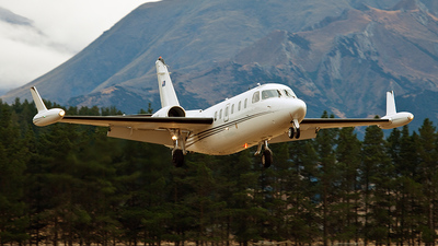ZK-RML - IAI 1124A Westwind II - Air National
