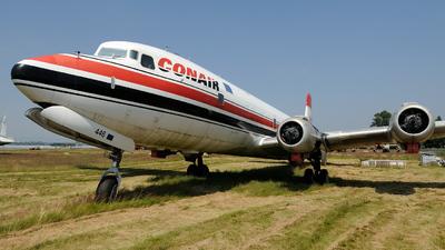 C-GHLY - Douglas DC-6B - Conair Aviation