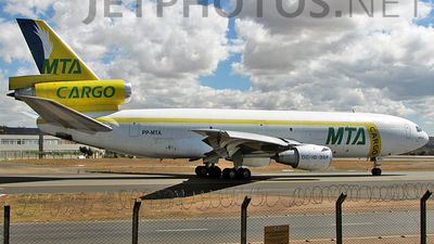 PP-MTA - McDonnell Douglas DC-10-30(F) - MTA Cargo (Master Top Airlines)