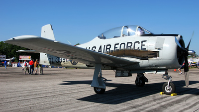 N28XT - North American T-28B Trojan - Private