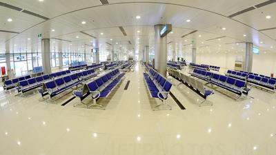 VVTS - Airport - Terminal
