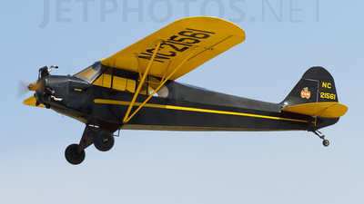 NC21561 - Piper J-3C-65 Cub - Private