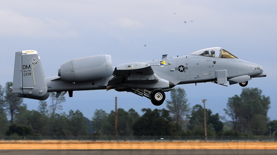 80-0238 - Fairchild A-10A Thunderbolt II - United States - US Air Force (USAF)