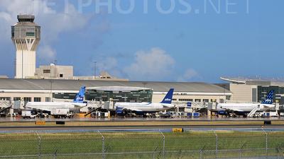 TJSJ - Airport - Terminal