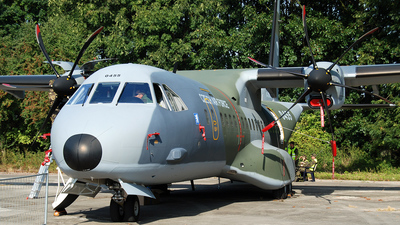 0455 - CASA C-295M - Czech Republic - Air Force