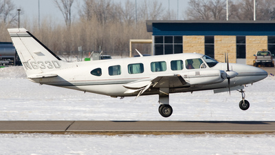 A picture of N633D - Piper PA31350 - [317852098] - © Jeremy D. Dando