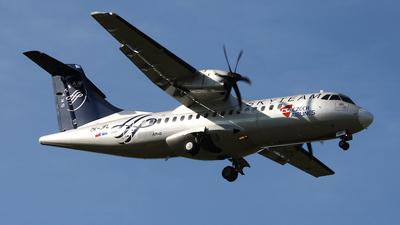 OK-JFL - ATR 42-500 - CSA Czech Airlines