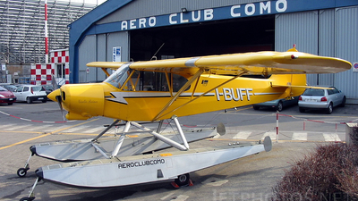 I-BUFF - Piper PA-18-180M Super Cub - Aero Club - Como