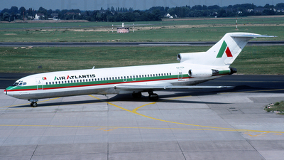 CS-TCH - Boeing 727-232(Adv) - Air Atlantis