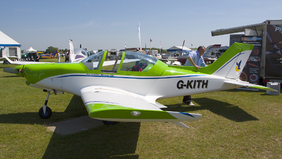 G-KITH - Alpi Pioneer 300 - Private