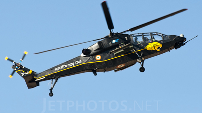 ZP4601 - Hindustan Aeronautics Light Combat Helicopter - India - Air Force