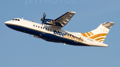 G-ISLF - ATR 42-500 - Blue Islands
