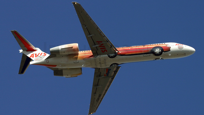 VH-VQJ - Boeing 717-231 - Jetstar Airways