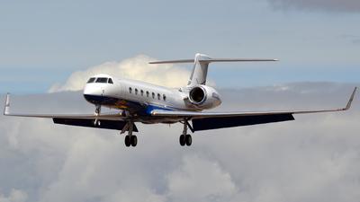 N550AL - Gulfstream G550 - Private