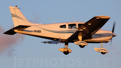 A picture of VHBSY - Piper PA28151 - [287415143] - © Brock L