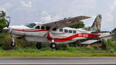 8R-GHS - Cessna 208B Grand Caravan - Trans Guyana Airways