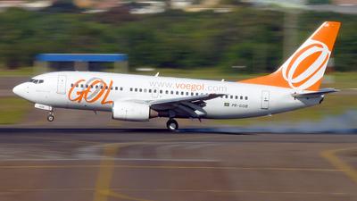 PR-GOB - Boeing 737-75B - GOL Linhas Aéreas