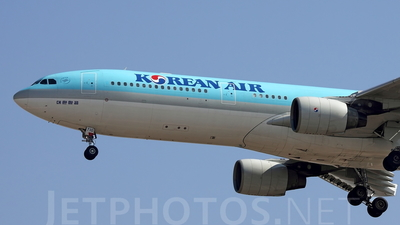 HL7710 - Airbus A330-323 - Korean Air