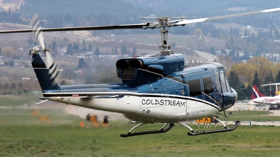C-GFQN - Bell 212 - Coldstream Helicopters