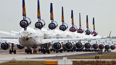 D-ALCJ - McDonnell Douglas MD-11(F) - Lufthansa Cargo