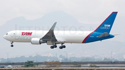 PR-ADY - Boeing 767-316F(ER) - TAM Cargo (ABSA Cargo)